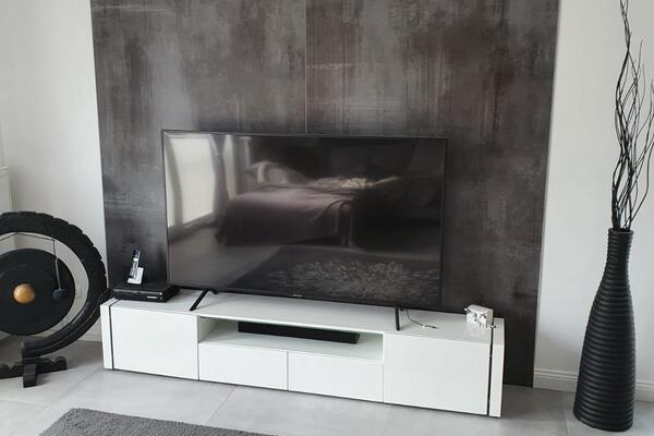 TV-Rückwand