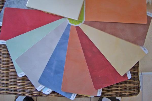 Fliesen Farbvariationen
